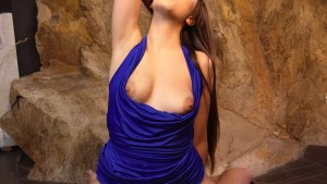 Party Slut Gets Fucked - Drunk Spanish Girl In Bathroom BadoinkVR Nikki Litte vr porn video vrporn.com