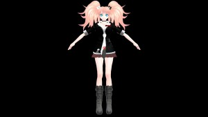 Model – Junko [DanganRonpa] Lewd FRAGGY Hentaigirl vr porn game vrporn.com virtual reality