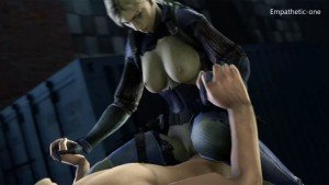 Jill Valentine Wants to go for a Ride on the Humvee DarkDreams Jill Valentine vr porn video vrporn.com virtual reality