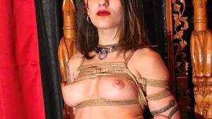 The Dungeon Spanking Punishment VirtualPorn360 Alexa Nasha vr porn video vrporn.com virtual reality