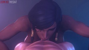 Pharah Has To Stay In Shape Some How! DarkDreams Pharah vr porn video vrporn.com virtual reality