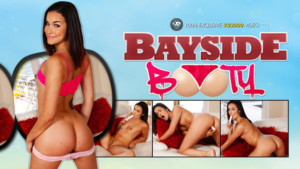 Bayside Booty - Eden Sinclair the Beach Hottie VR3000 Eden Sinclair VR porn video vrporn.com