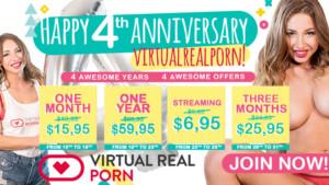 VirtualRealPorn Anniversary Sale virtualrealporn vr porn blog virtual reality