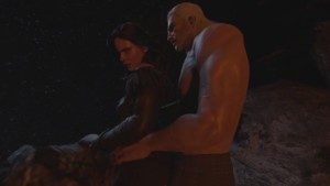 Yennefer & Geralt Starlit Anal MetsSFM vr porn video vrporn.com virtual reality