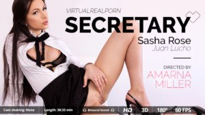 A Good Reason To Fuck Your Secretary To Multiple Orgasm VirtualRealPorn Gigi Love Chris Diamond VR porn video vrporn.com