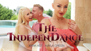 The Independence RealityLovers Kayla Green Kyra Hot vr porn video vrporn.com virtual reality