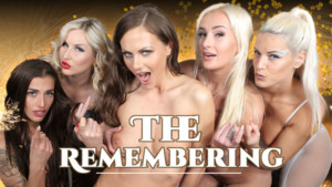 The Remembering RealityLovers Daisy Lee Silvia Dellai Blanche Bradburry Tina Kay Jarushka Ross vr porn video vrporn.com virtual reality