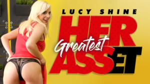 Her Greatest Asset - Busty Blonde VR Anal Finale RealityLovers Lucy Shine VR Porn video vrporn.com