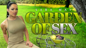The Garden Of Sex RealityLovers Sara May vr porn video vrporn.com virtual reality