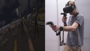 Microsoft Research Announces Haptic-Link to Connect VR Motion Controllers microsoft.com vr porn blog virtual reality