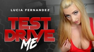Test Drive Me RealityLovers Lucia Fernandez vr porn video vrporn.com virtual reality