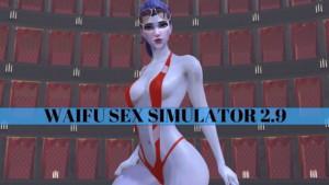 Waifu Sex Simulator VR 2.9 Lewd FRAGGY vr porn game vrporn.com virtual reality