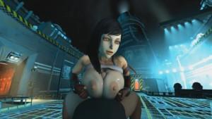 DarkDreams Final Fantasy – Tifa's Mako Titty Fuck vr porn video vrporn.com virtual reality