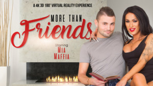 More Than Friends VRBTrans mia maffia vr porn video vrporn.com virtual reality