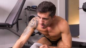 Workout Motivation VirtualRealGay Nathan Raider Jay Roberts vr porn video vrporn.com virtual reality