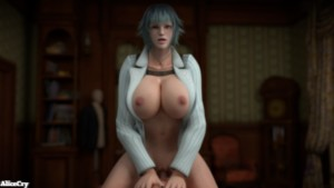 Lady (DMC4) AliceCry vr porn video vrporn.com virtual reality