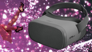 PVR Iris Headset Review - A Specialty Headset for VR Porn blog virtual reality
