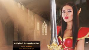 A Failed Assassination WhorecraftVR Olivia Nova vr porn video vrporn.com virtual reality