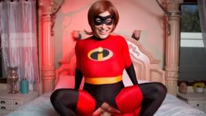 The Incredibles A XXX Parody VRCosplayX Ryan Keely vr porn video vrporn.com virtual reality