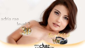Teen Adria Rae Private Dance Level 2 VixenVR Adria Rae vr porn video vrporn.com virtual reality