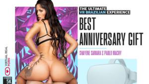 Best Anniversary Gift VirtualRealPorn Shayene Samara vr porn video vrporn.com virtual reality