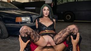 Bullet Witch A XXX Parody VRCosplayX Katy Rose vr porn video vrporn.com virtual reality