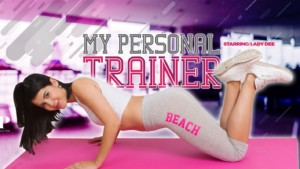 My Personal Trainer VRPFilms Lady Dee vr porn video vrporn.com virtual reality