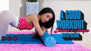 A Good Workout Deserves a Creampie LethalHardcoreVR Maya Bijou vr porn video vrporn.com virtual reality