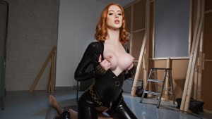 Black Widow A XXX Parody VRCosplayX Lenina Crowne vr porn video vrporn.com virtual reality