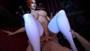 World of Warcraft - Assumi Assumes it's Anal DarkDreams vr porn video vrporn.com virtual reality