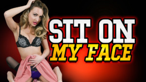 Sit On My Face StockingsVR Victoria Puppy Nathaly Cherie vr porn video vrporn.com virtual reality