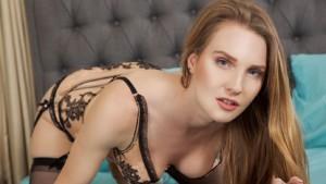 In The Fast Lane BaDoinkVR Ashley Lane vr porn video vrporn.com virtual reality