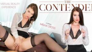The Contender VR Bangers Misha Cross vr porn video vrporn.com virtual reality