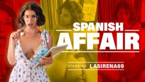 Spanish Affair VR Bangers LaSirena69 vr porn video vrporn.com virtual reality