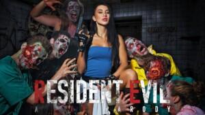 Resident Evil A XXX Parody VRCosplayX Katrin Tequila vr porn video vrporn.com virtual reality