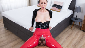 Latex Love CzechVR Fetish Emylia Argan vr porn video vrporn.com virtual reality